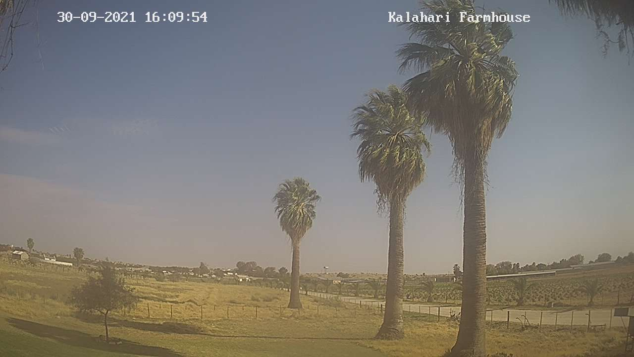 Kalahari Farmhouse Webcam
