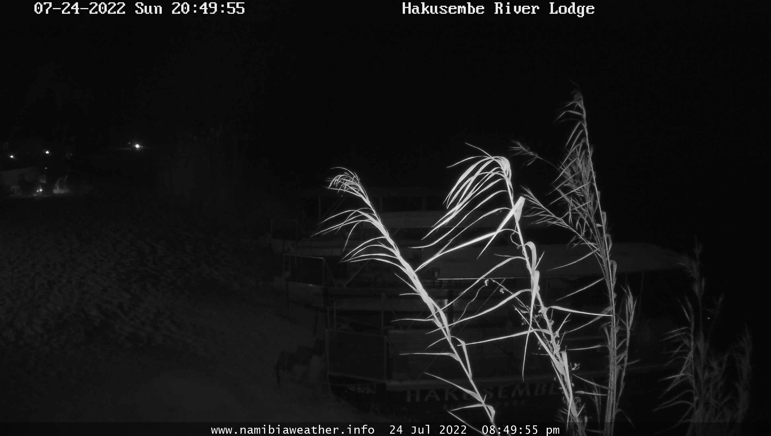 Hakusembe River WebCam