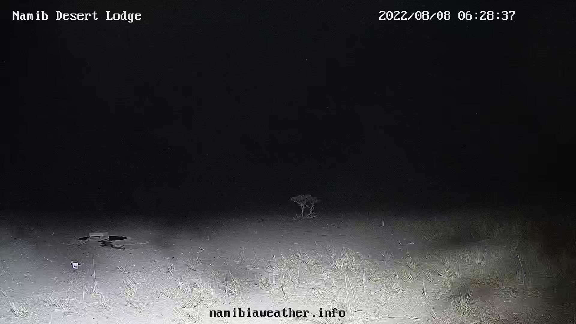 Gondwana Namib Desert Lodge Webcam