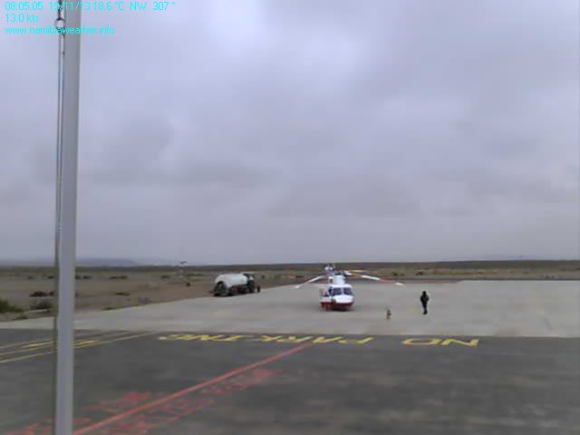 Webcam Airport Oranjemund