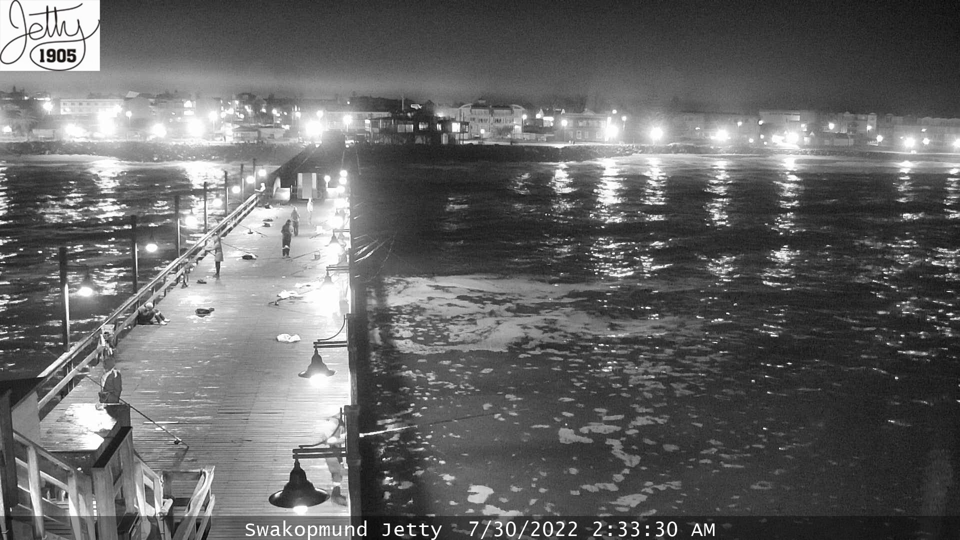 Swakopmund Weather WebCam