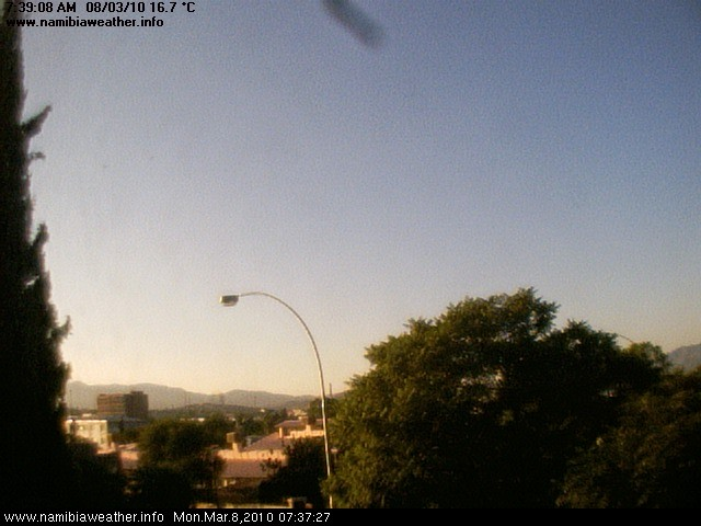 Namibia webcam
