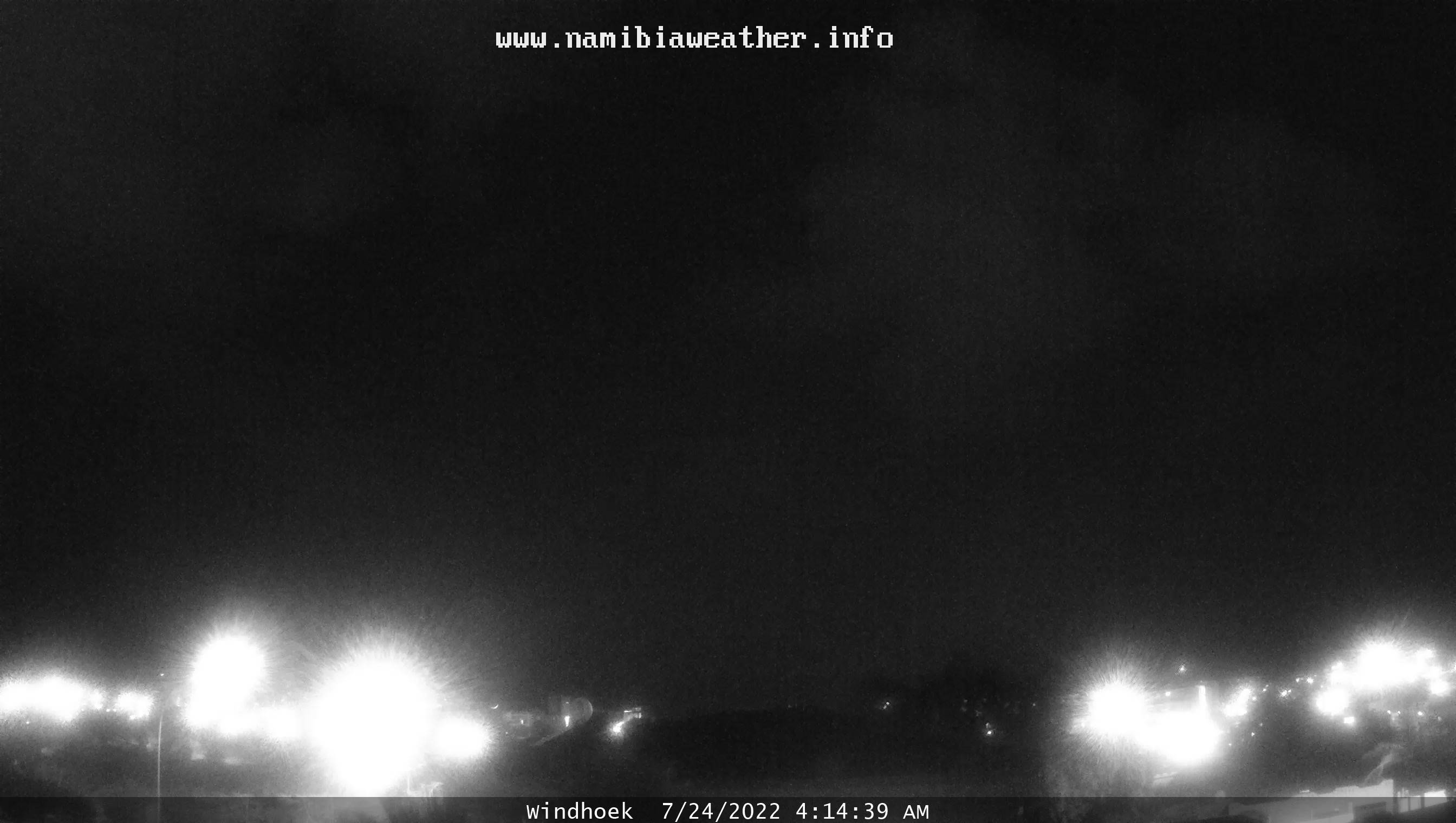 Windhoek Weather Cam
