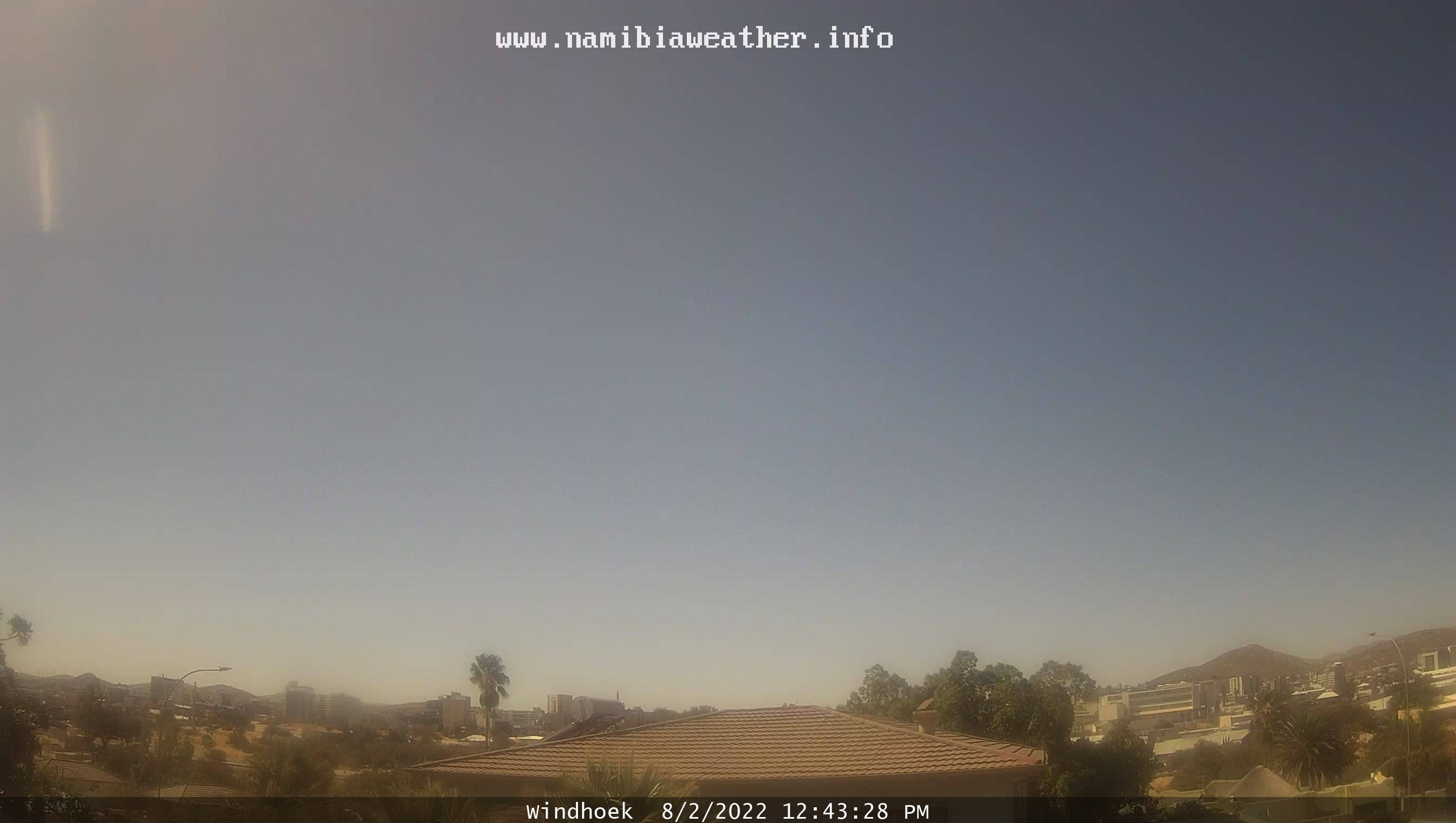 Windhoek Weather WebCam